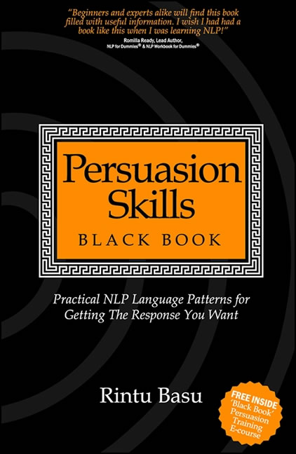 "Book cover of ""Persuasion Skills"""