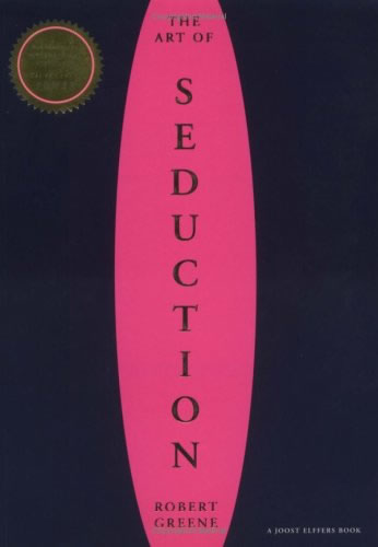 """Book cover of """"The Art of Seduction"""""""