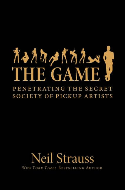 "Book cover of ""The Game"""
