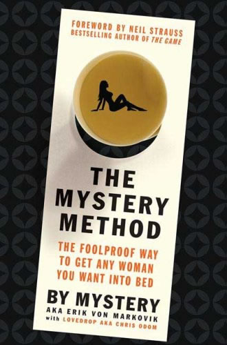 "Book cover of ""The Mystery Method"""