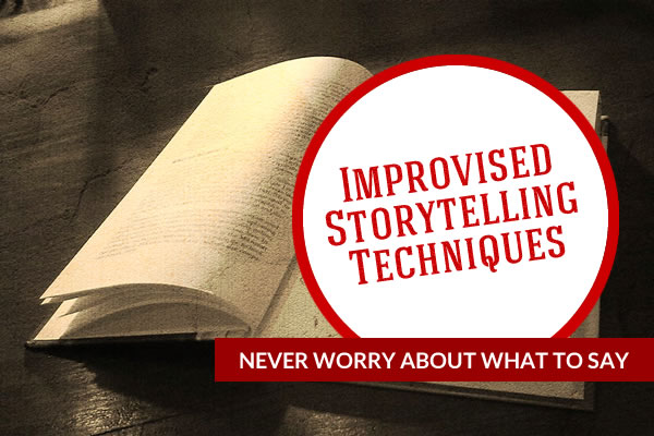 Improvised Storytelling Techniques