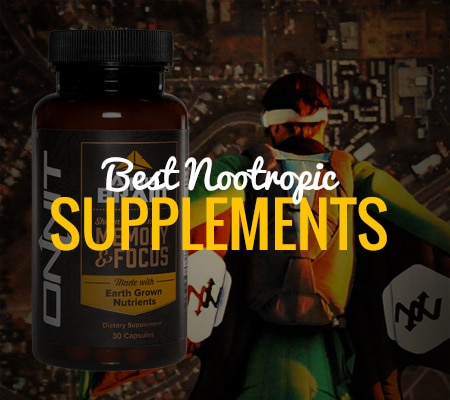 Best Nootropic Supplements For Men A Man S Guide To Using Nootropics
