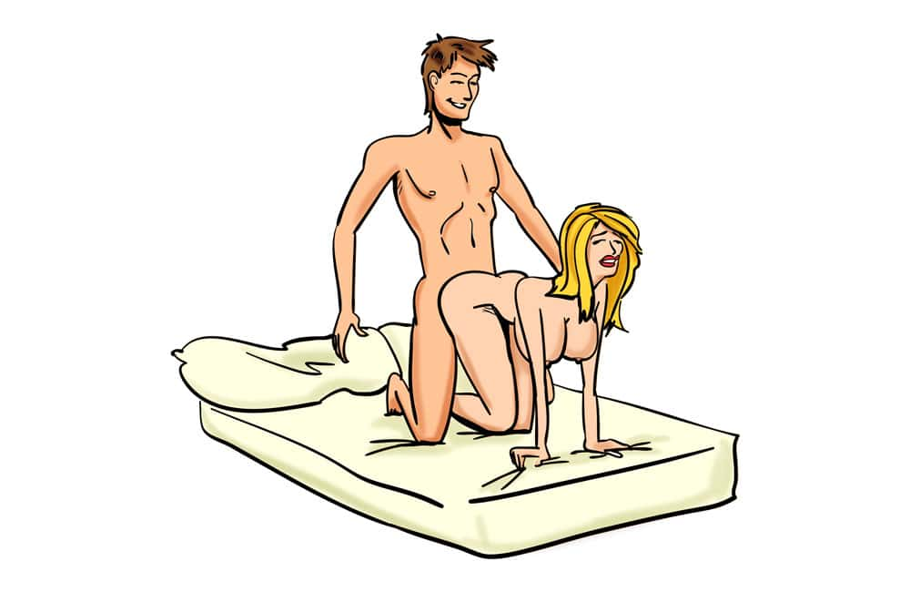 How to make her fuck position