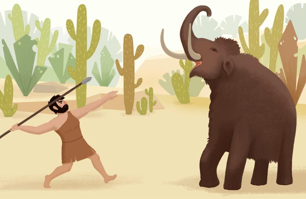 Cavemen vs modern men: The big differences