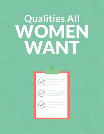 5 Qualities All Women Want In A Boyfriend