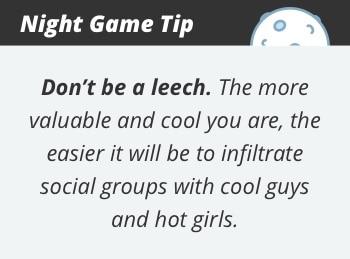 Night Game Tip
