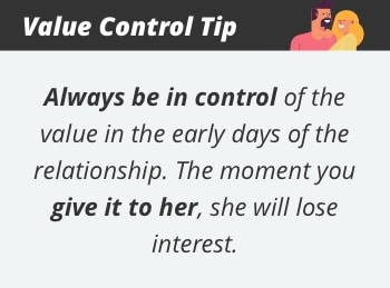 Value Control Tip