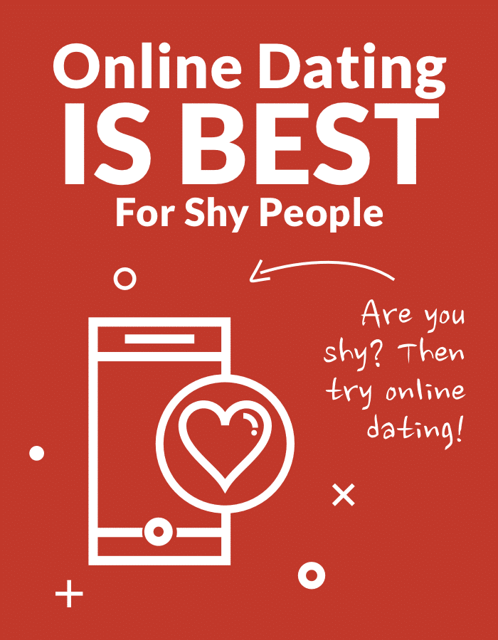 Online dating shy or not interested