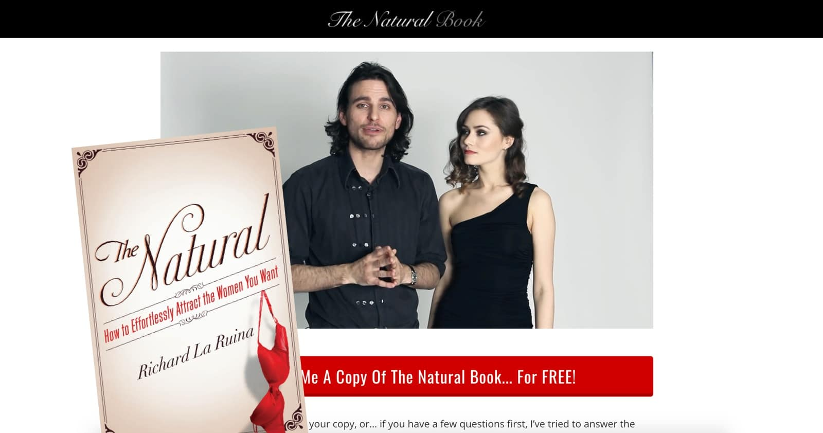 The Natural Book Review