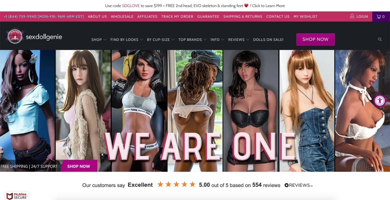 Ultimate Sex Doll Genie Review